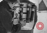Image of rocket propelled ice skater stunt United States USA, 1920, second 3 stock footage video 65675042057