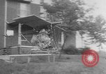 Image of human powered airplane United States USA, 1920, second 30 stock footage video 65675042058