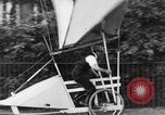 Image of ornithopters attempting to fly United States USA, 1920, second 3 stock footage video 65675042059