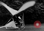 Image of ornithopters attempting to fly United States USA, 1920, second 10 stock footage video 65675042059