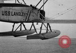 Image of USS Langley United States USA, 1924, second 44 stock footage video 65675042083