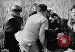 Image of injured men Nanking China, 1937, second 2 stock footage video 65675042123