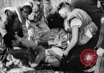 Image of injured men Nanking China, 1937, second 13 stock footage video 65675042123