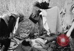 Image of injured men Nanking China, 1937, second 17 stock footage video 65675042123