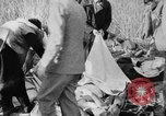 Image of injured men Nanking China, 1937, second 19 stock footage video 65675042123
