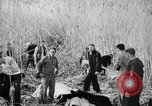 Image of injured men Nanking China, 1937, second 23 stock footage video 65675042123