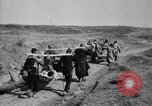 Image of injured men Nanking China, 1937, second 23 stock footage video 65675042124