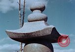 Image of shadow details Hiroshima Japan, 1946, second 14 stock footage video 65675042126