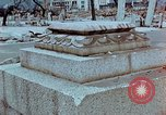 Image of granite stone lantern Hiroshima Japan, 1946, second 13 stock footage video 65675042127