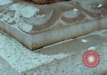 Image of granite stone lantern Hiroshima Japan, 1946, second 36 stock footage video 65675042127