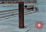 Image of wooden post Hiroshima Japan, 1946, second 7 stock footage video 65675042128