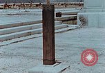 Image of wooden post Hiroshima Japan, 1946, second 8 stock footage video 65675042128