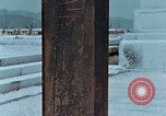 Image of wooden post Hiroshima Japan, 1946, second 25 stock footage video 65675042128