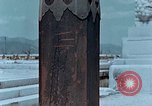 Image of wooden post Hiroshima Japan, 1946, second 28 stock footage video 65675042128