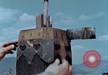 Image of wooden post Hiroshima Japan, 1946, second 40 stock footage video 65675042128