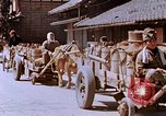 Image of Japanese people Hiroshima Japan, 1946, second 25 stock footage video 65675042138
