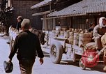 Image of Japanese people Hiroshima Japan, 1946, second 30 stock footage video 65675042138