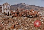 Image of wrecked steel structure Nagasaki Japan, 1946, second 3 stock footage video 65675042144