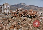 Image of wrecked steel structure Nagasaki Japan, 1946, second 6 stock footage video 65675042144