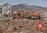 Image of wrecked steel structure Nagasaki Japan, 1946, second 7 stock footage video 65675042144
