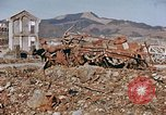 Image of wrecked steel structure Nagasaki Japan, 1946, second 8 stock footage video 65675042144