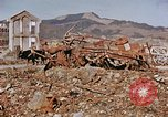 Image of wrecked steel structure Nagasaki Japan, 1946, second 9 stock footage video 65675042144