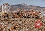 Image of wrecked steel structure Nagasaki Japan, 1946, second 12 stock footage video 65675042144