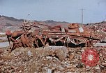 Image of wrecked steel structure Nagasaki Japan, 1946, second 20 stock footage video 65675042144