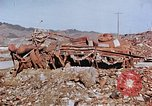 Image of wrecked steel structure Nagasaki Japan, 1946, second 22 stock footage video 65675042144
