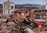 Image of wrecked steel structure Nagasaki Japan, 1946, second 26 stock footage video 65675042144