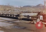 Image of wrecked steel structure Nagasaki Japan, 1946, second 38 stock footage video 65675042144