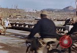 Image of wrecked steel structure Nagasaki Japan, 1946, second 42 stock footage video 65675042144