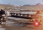 Image of wrecked steel structure Nagasaki Japan, 1946, second 44 stock footage video 65675042144