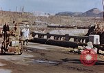 Image of wrecked steel structure Nagasaki Japan, 1946, second 45 stock footage video 65675042144