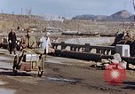 Image of wrecked steel structure Nagasaki Japan, 1946, second 46 stock footage video 65675042144