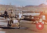 Image of wrecked steel structure Nagasaki Japan, 1946, second 47 stock footage video 65675042144