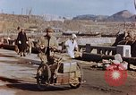 Image of wrecked steel structure Nagasaki Japan, 1946, second 48 stock footage video 65675042144