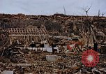 Image of destructed building Nagasaki Japan, 1946, second 4 stock footage video 65675042147