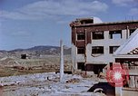 Image of destructed building Nagasaki Japan, 1946, second 36 stock footage video 65675042147