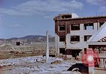 Image of destructed building Nagasaki Japan, 1946, second 37 stock footage video 65675042147