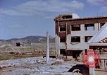 Image of destructed building Nagasaki Japan, 1946, second 38 stock footage video 65675042147