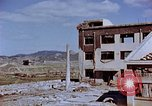 Image of destructed building Nagasaki Japan, 1946, second 40 stock footage video 65675042147