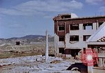 Image of destructed building Nagasaki Japan, 1946, second 41 stock footage video 65675042147
