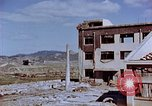 Image of destructed building Nagasaki Japan, 1946, second 42 stock footage video 65675042147