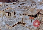 Image of newly erected homes Nagasaki Japan, 1946, second 15 stock footage video 65675042152