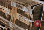 Image of wooden fuse Nagasaki Japan, 1946, second 58 stock footage video 65675042154