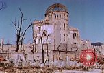 Image of commercial display hall Hiroshima Japan, 1946, second 17 stock footage video 65675042159