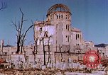 Image of commercial display hall Hiroshima Japan, 1946, second 21 stock footage video 65675042159