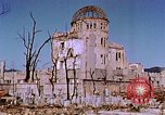 Image of commercial display hall Hiroshima Japan, 1946, second 22 stock footage video 65675042159