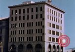 Image of destructed building Hiroshima Japan, 1946, second 9 stock footage video 65675042161